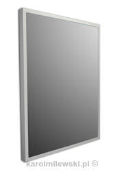 White box picture frame