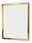 Gold gilded picture frames