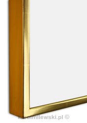 Gold picture frame A140