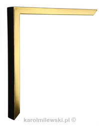Gold gilded picture frame 17 G3