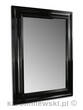 Mirror in black frame - shop online