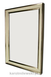 Picture frame A108 Moon gold, cream
